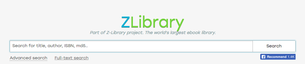 Z Library – The world's largest ebook library is Absolutely FREE